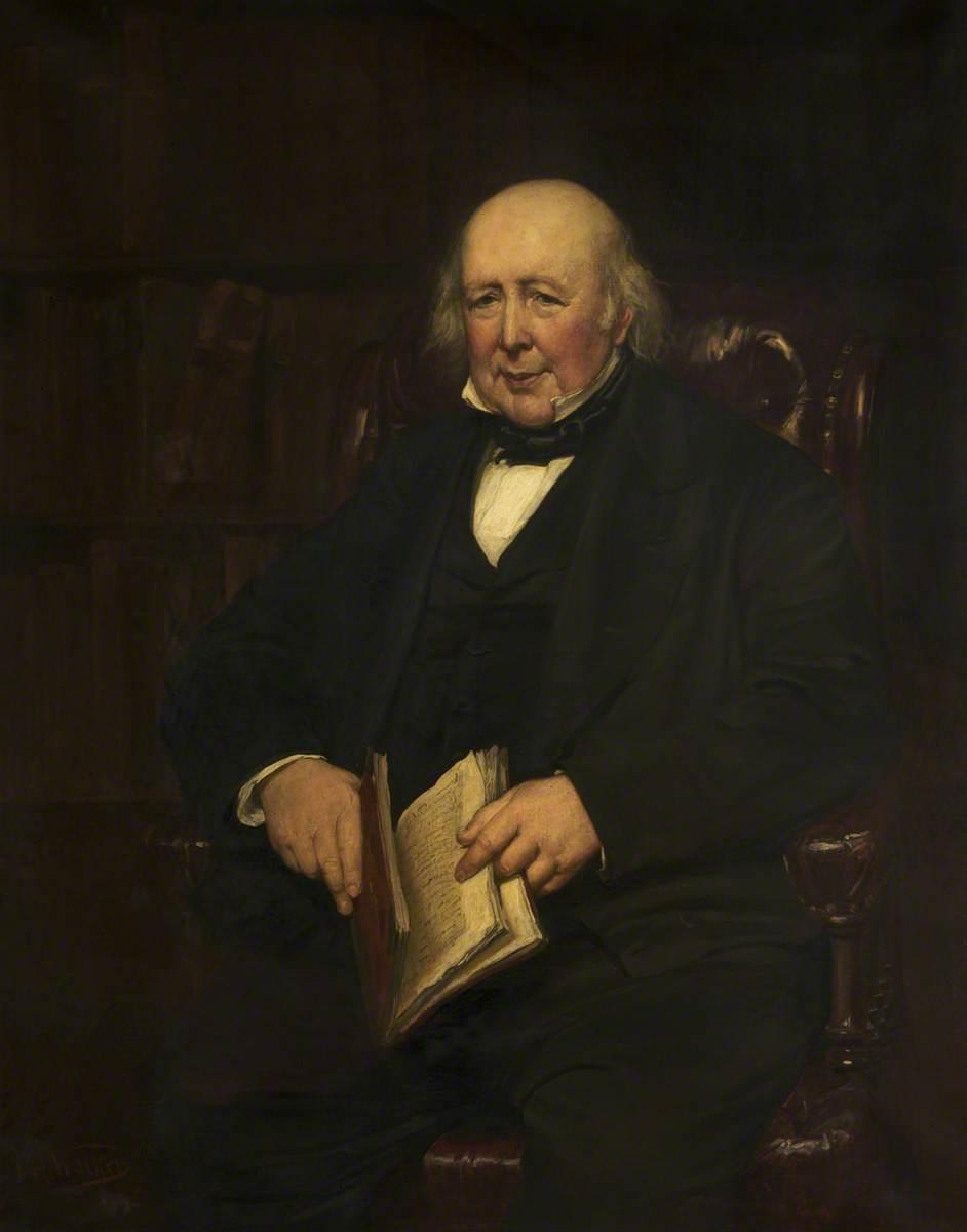 James Crossley (1800–1883)