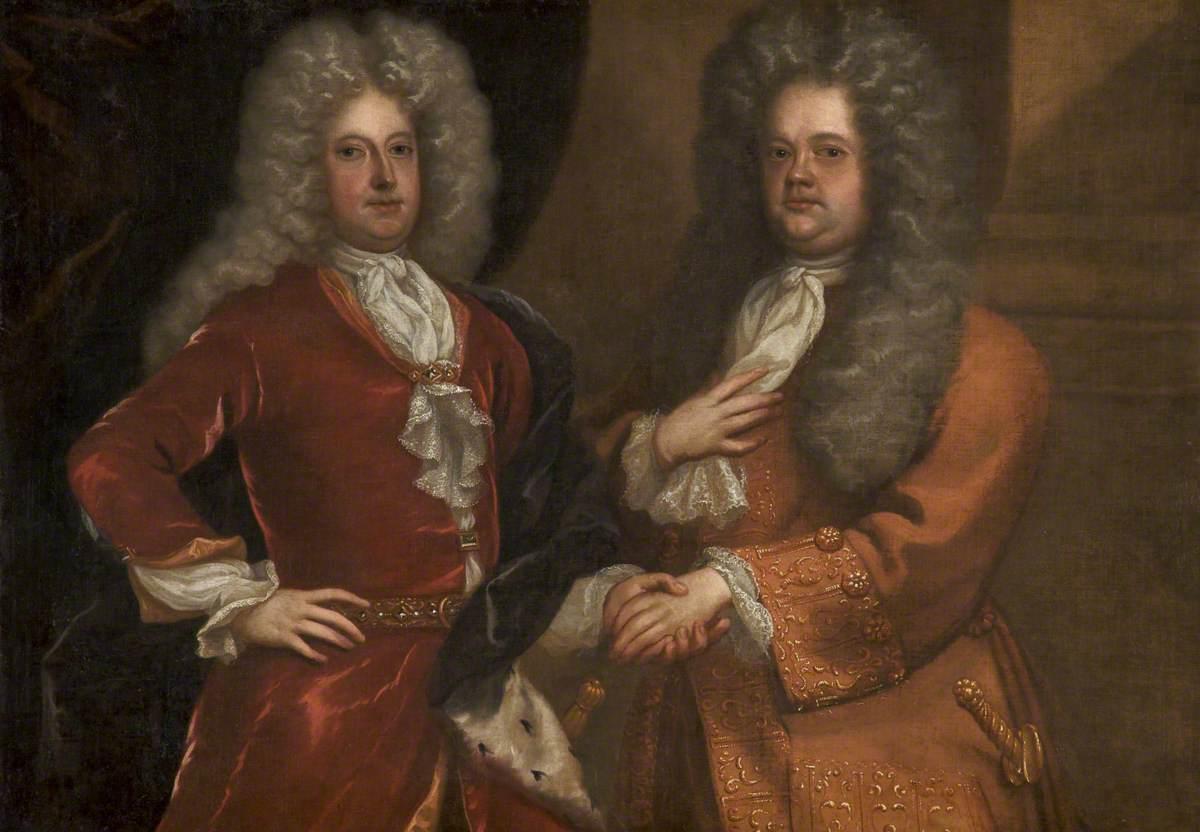 Joseph Addison (1672–1719), and Sir Richard Steele (1672–1729)