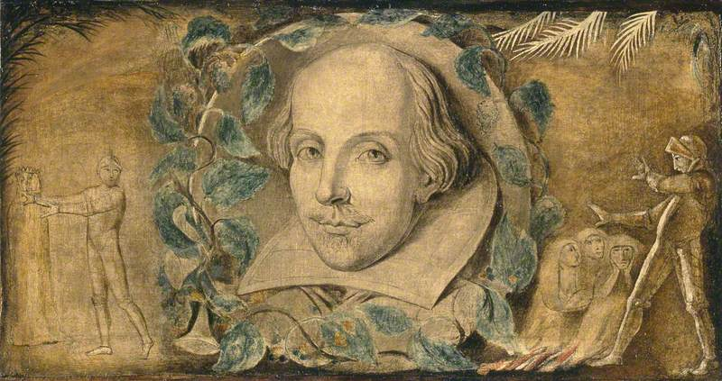 William Shakespeare (c.1564–1616)