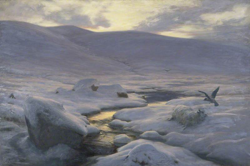 'The Weary Waste of Snow'