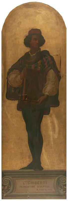 Lorenzo Ghilberti (c.1381–1455)