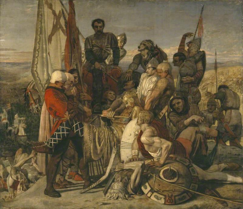 Wilhelmus Conquistador (The Body of Harold)