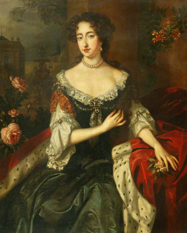 Queen Mary, Wife of William of Orange