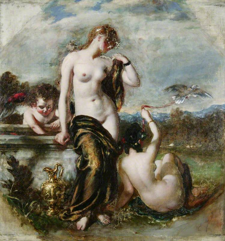 Venus and Her Doves