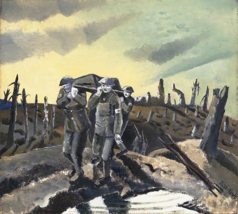 Wounded, Passchendaele