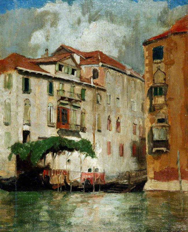 A View in Venice