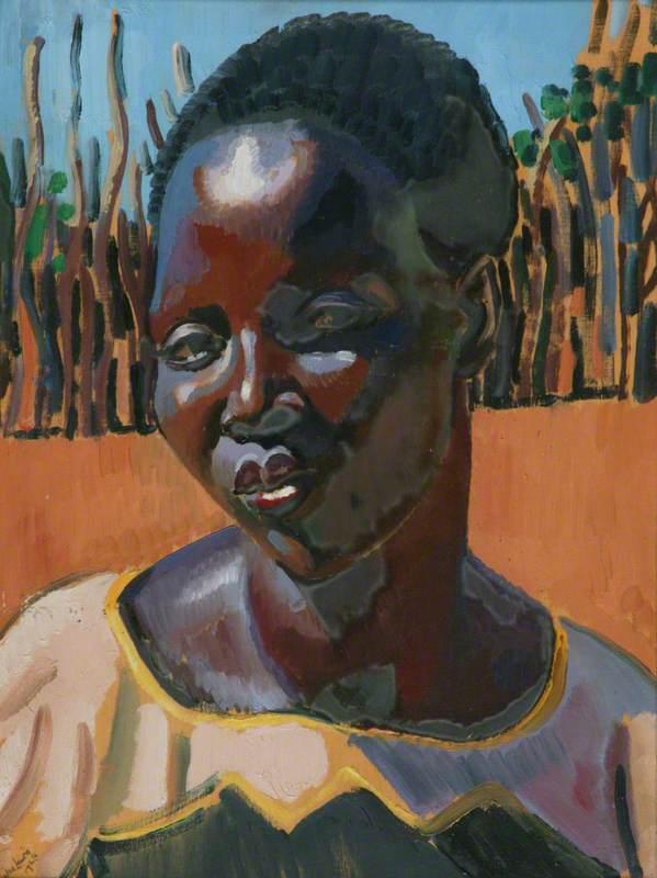 A Barotse Woman