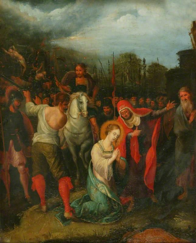 Martyrdom of Saint Catherine