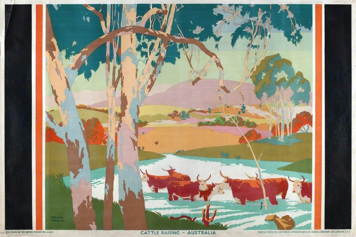 Cattle Raising – Australia