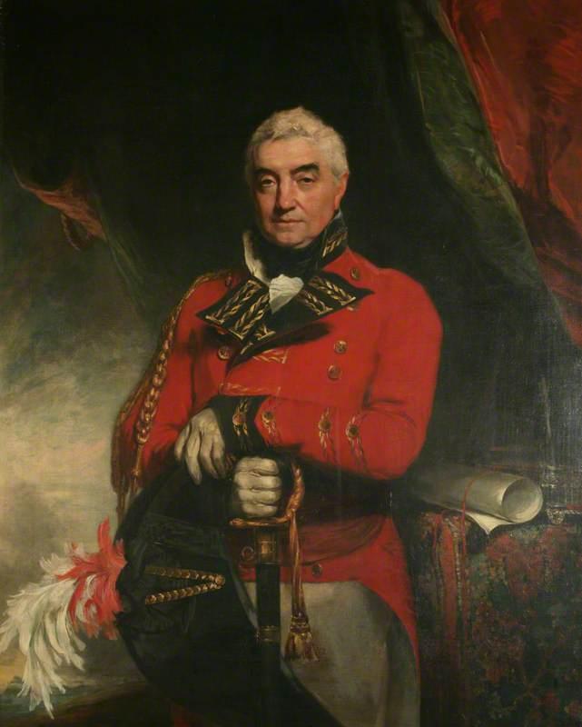 Major General Sir Barry Close, Bt