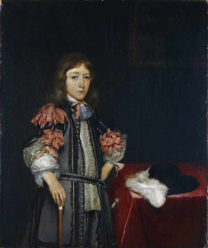 Gerbrand Pancras, Formerly Known as Hendrick Casimir II, Prince of Nassau-Dietz