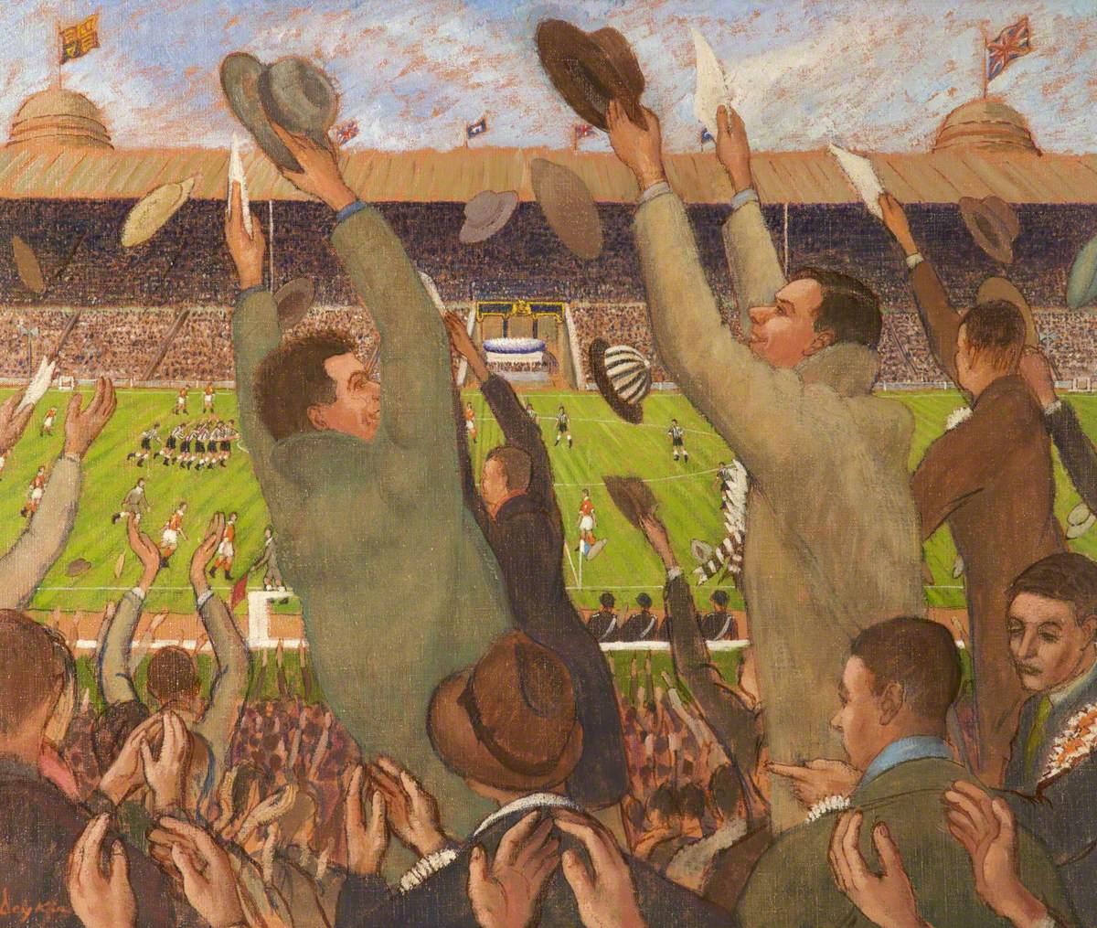 Wembley Cup Final 1951