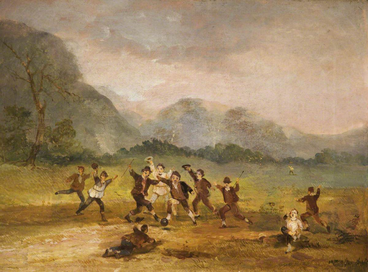 Camp Ball
