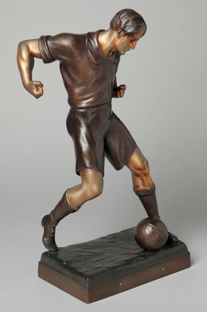 Footballer*