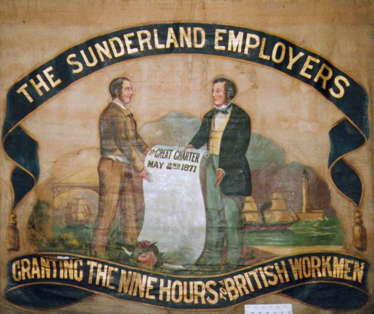 The Sunderland Employers Banner