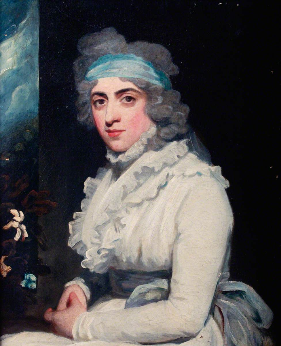 Amelia Alderson Opie (1769–1853), Writer, the Artist's Second Wife