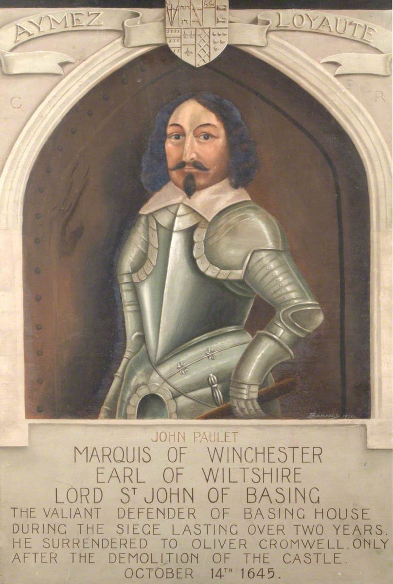 John Paulet, Marquis of Winchester (1598–1675)