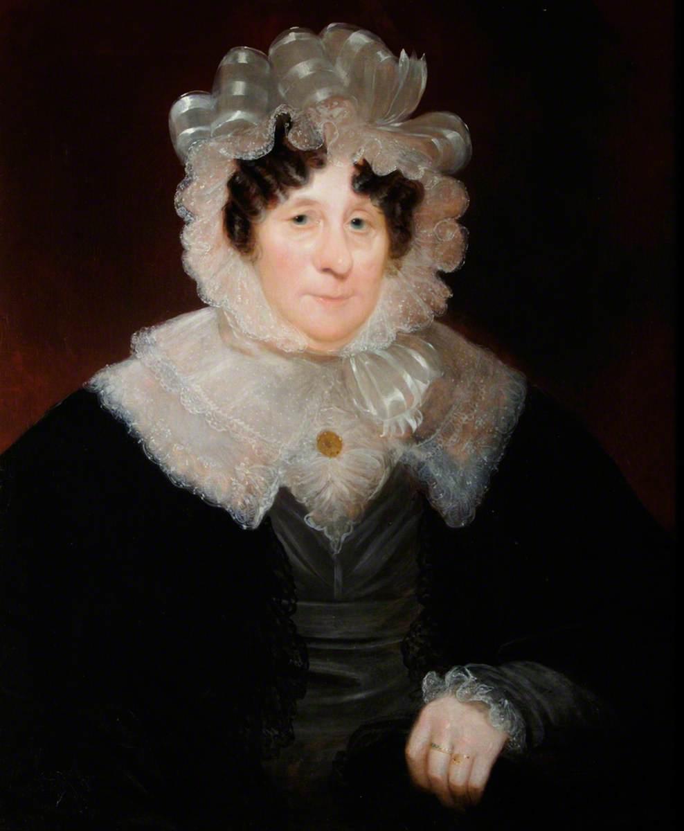 Susannah Sackree, Nursemaid to Edward Knight's Family at Godmersham Park