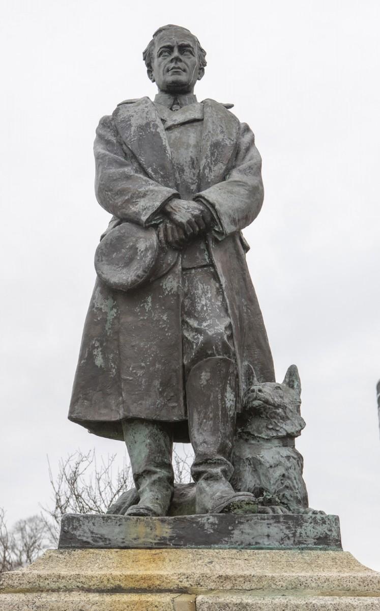 Captain Robert Falcon Scott (1868–1912)