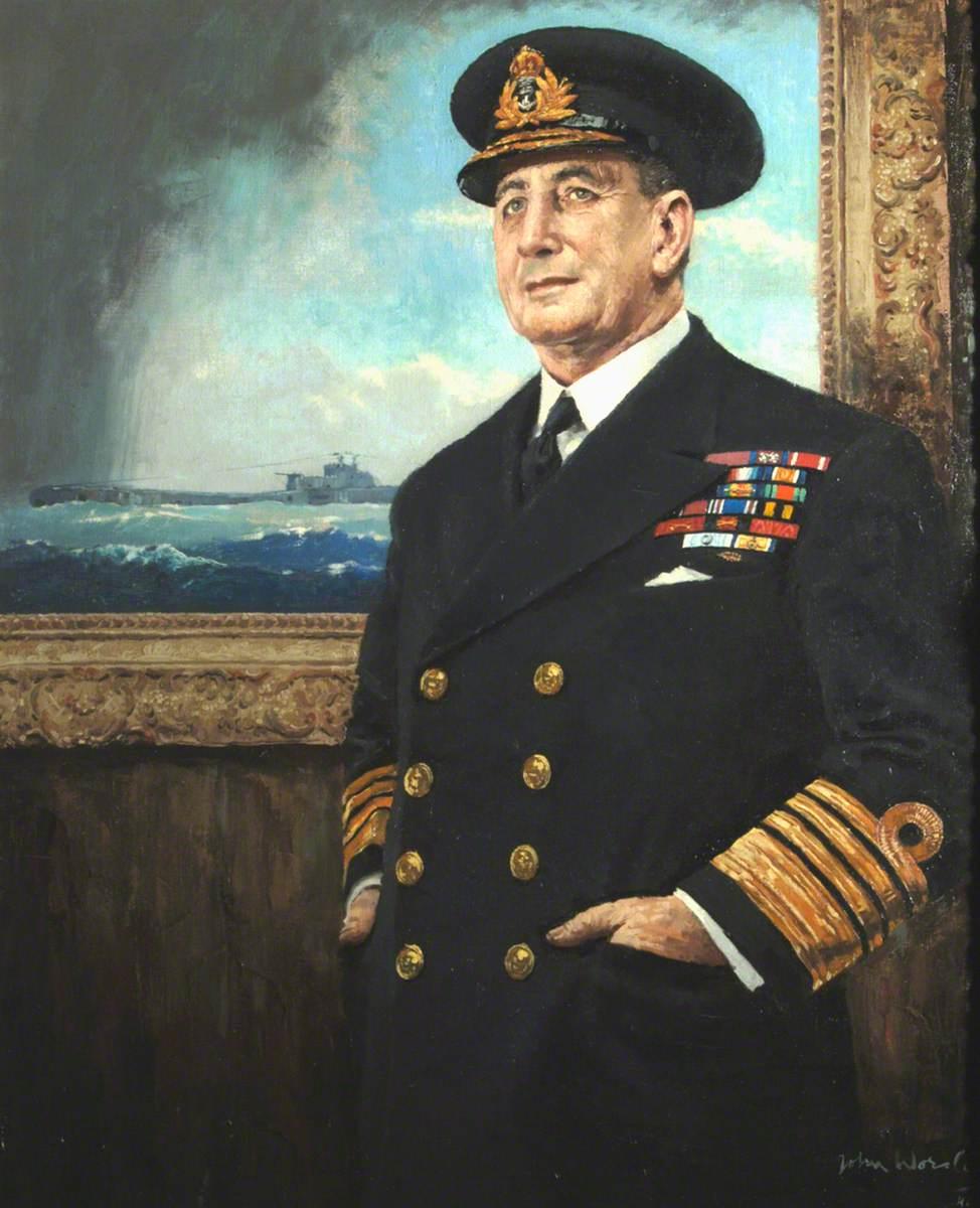 Admiral Sir Max Kennedy Horton (1883–1951)