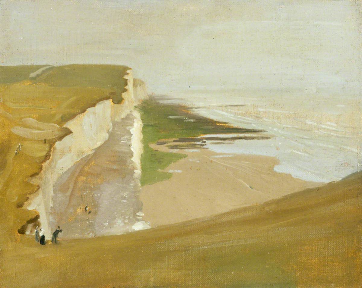 Cliffs at Rottingdean