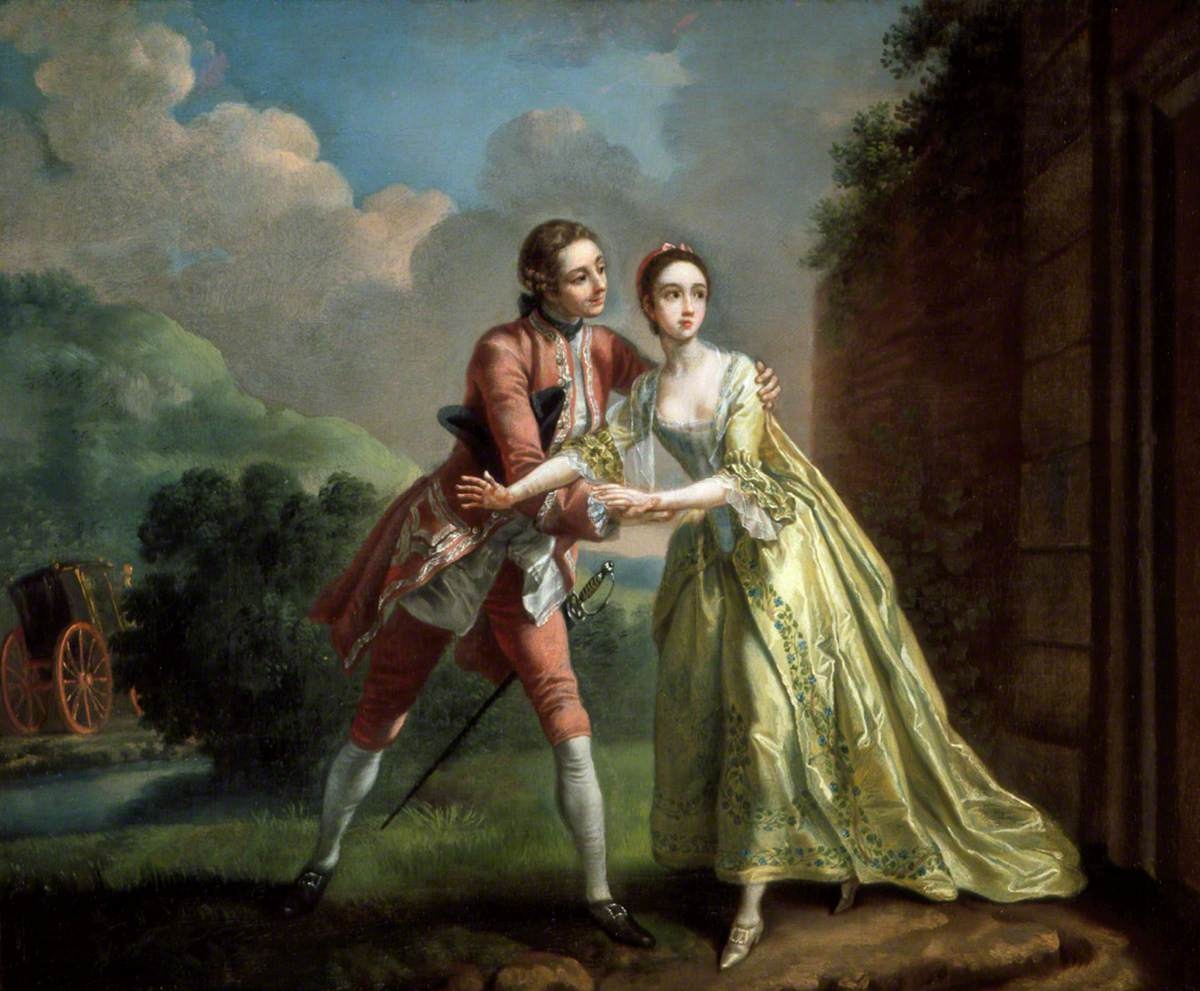 'Robert Lovelace Preparing to Abduct...'