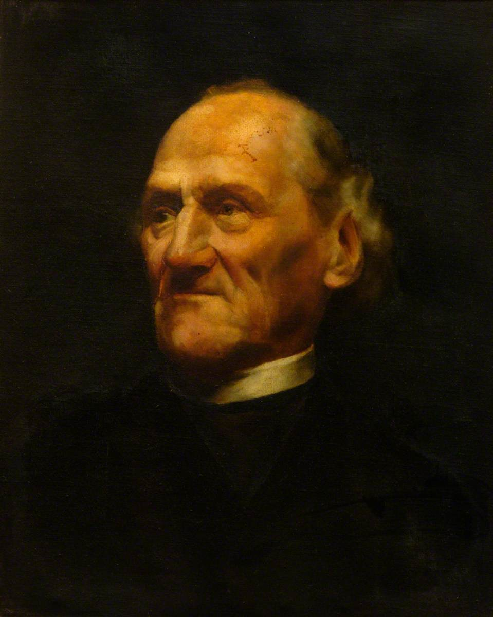 Reverend George Campbell Ommanney (1850–1936)