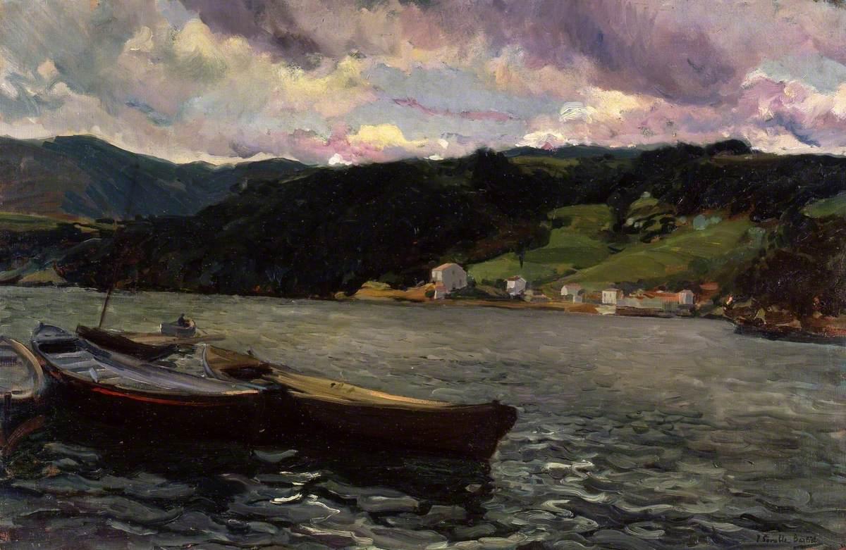 Estuary of the Nalón, Asturias