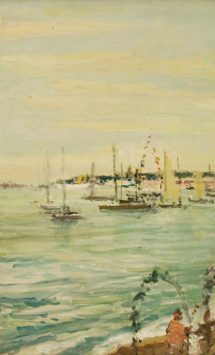 Yachts at Weymouth