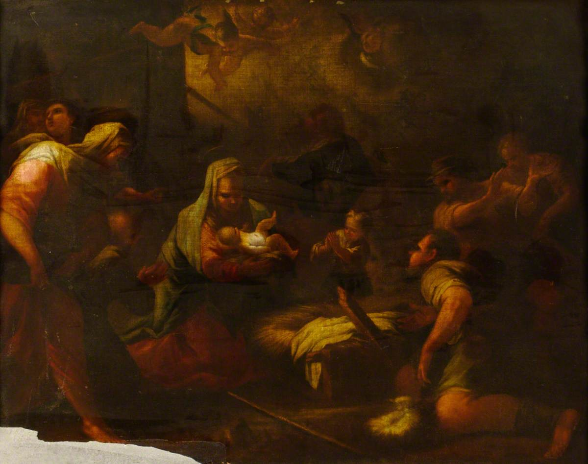 Nativity: The Birth of Christ