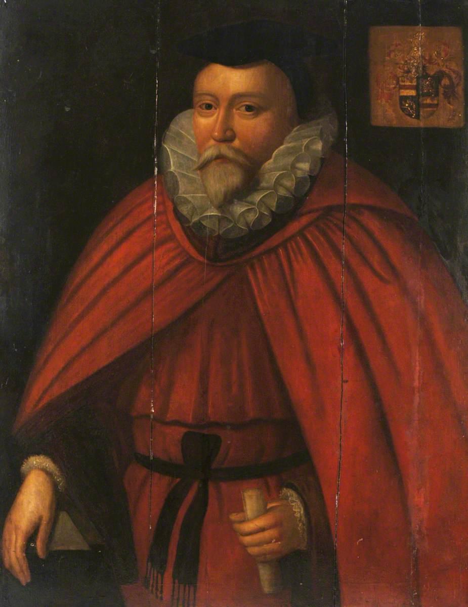 John Sotherton, Kings Bencher (Judge), 1562–1631