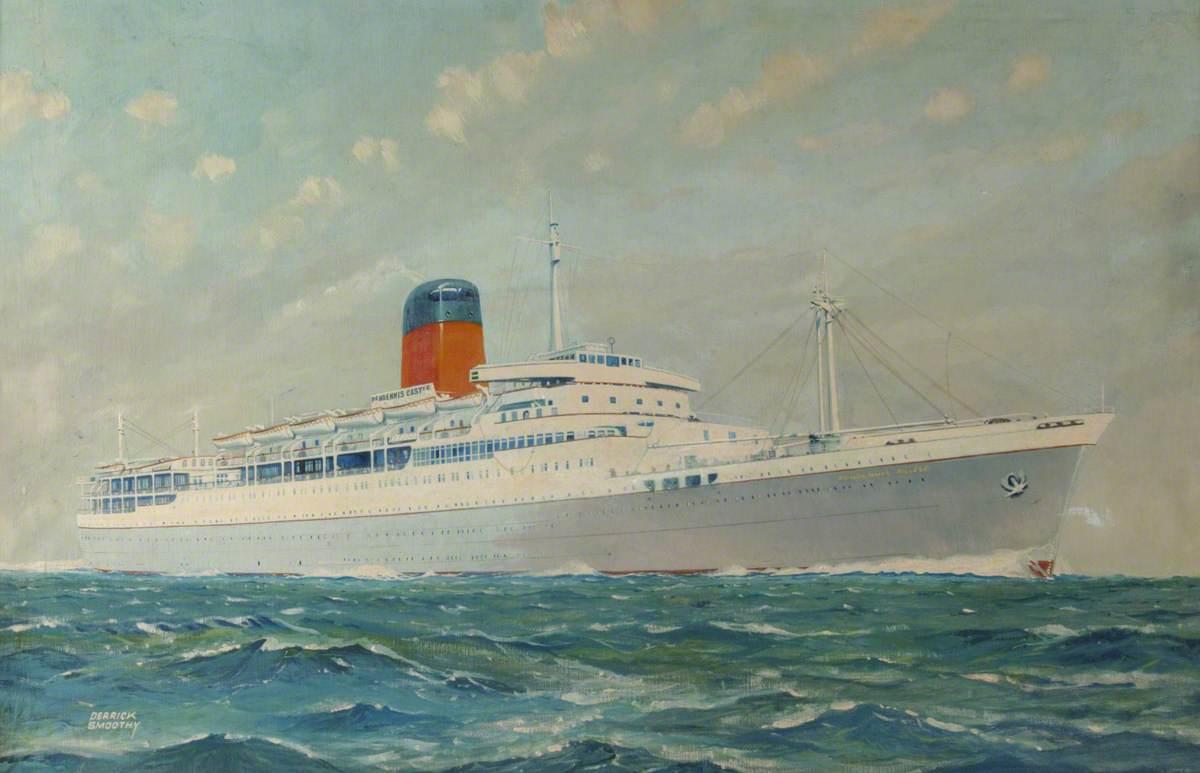 'Pendennis Castle' (1959–1976)