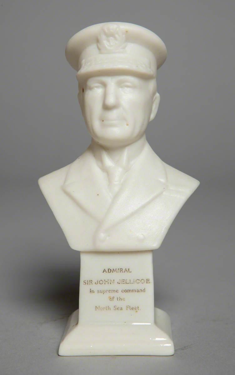 Admiral Sir John Jellicoe (1859–1935)