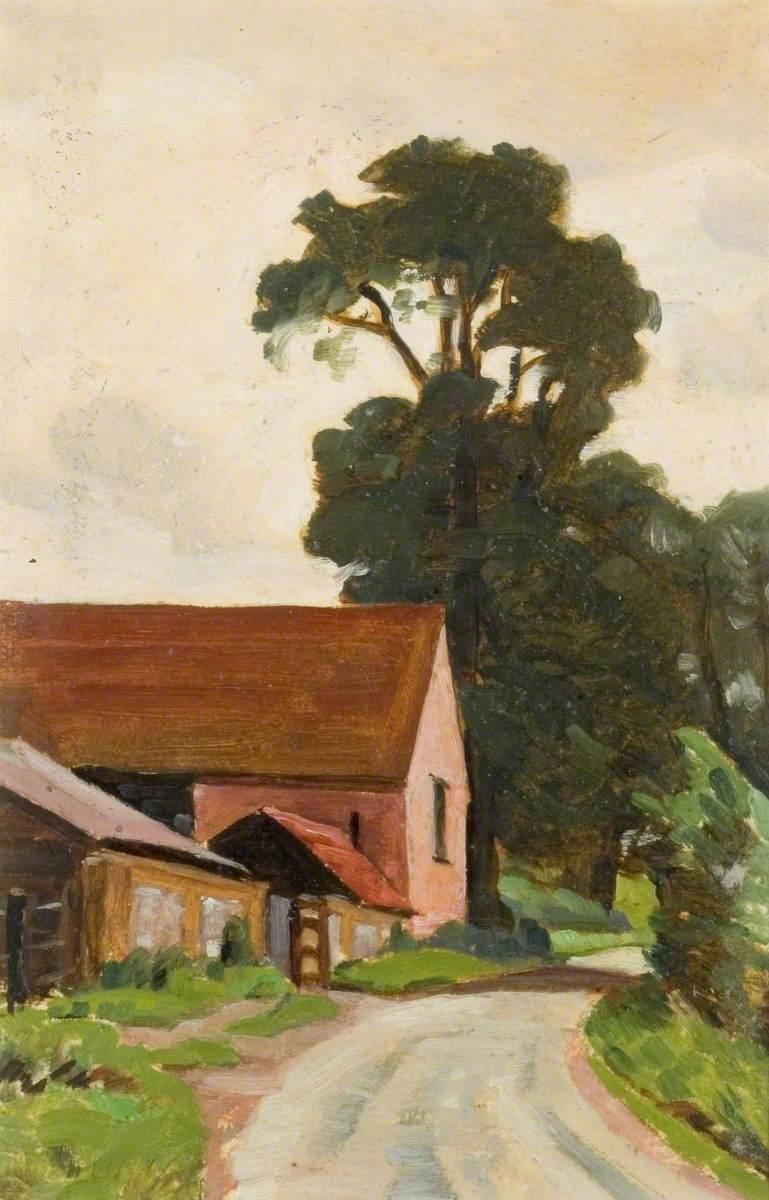 Burnt Farm Barn, Little Bushey Lane, Bushey