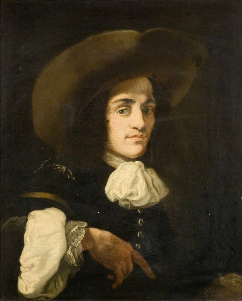 Jacobean Man Wearing a Hat