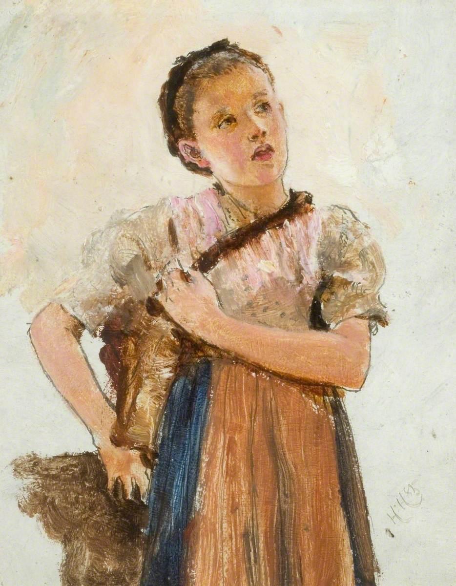 Bayerisches Mädchen