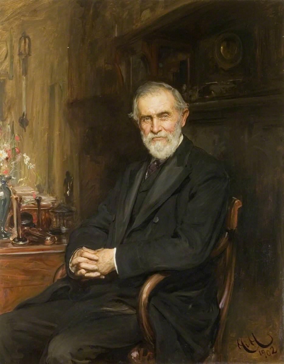 Sir Hermann David Weber (1823–1918)