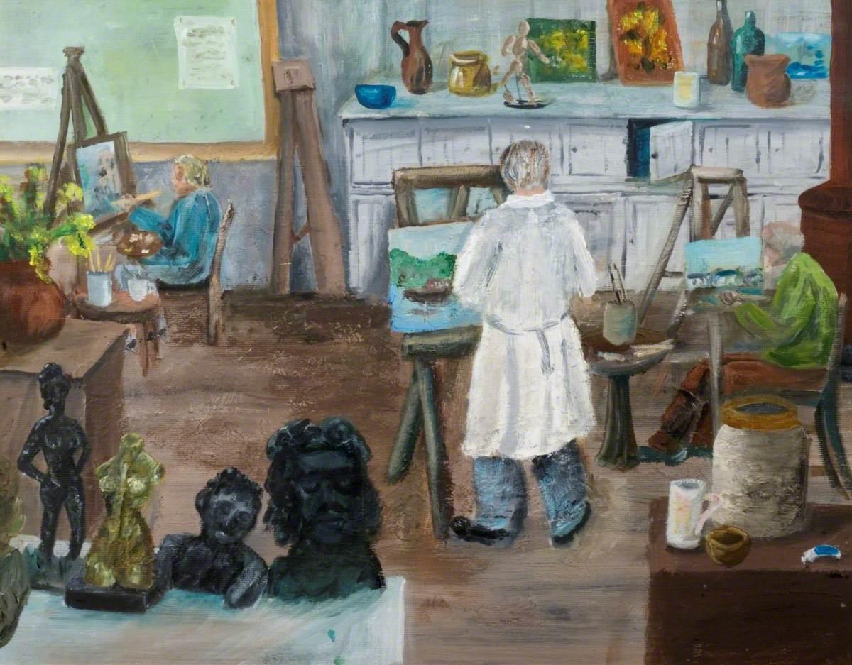 The Frobisher Studio, Bushey