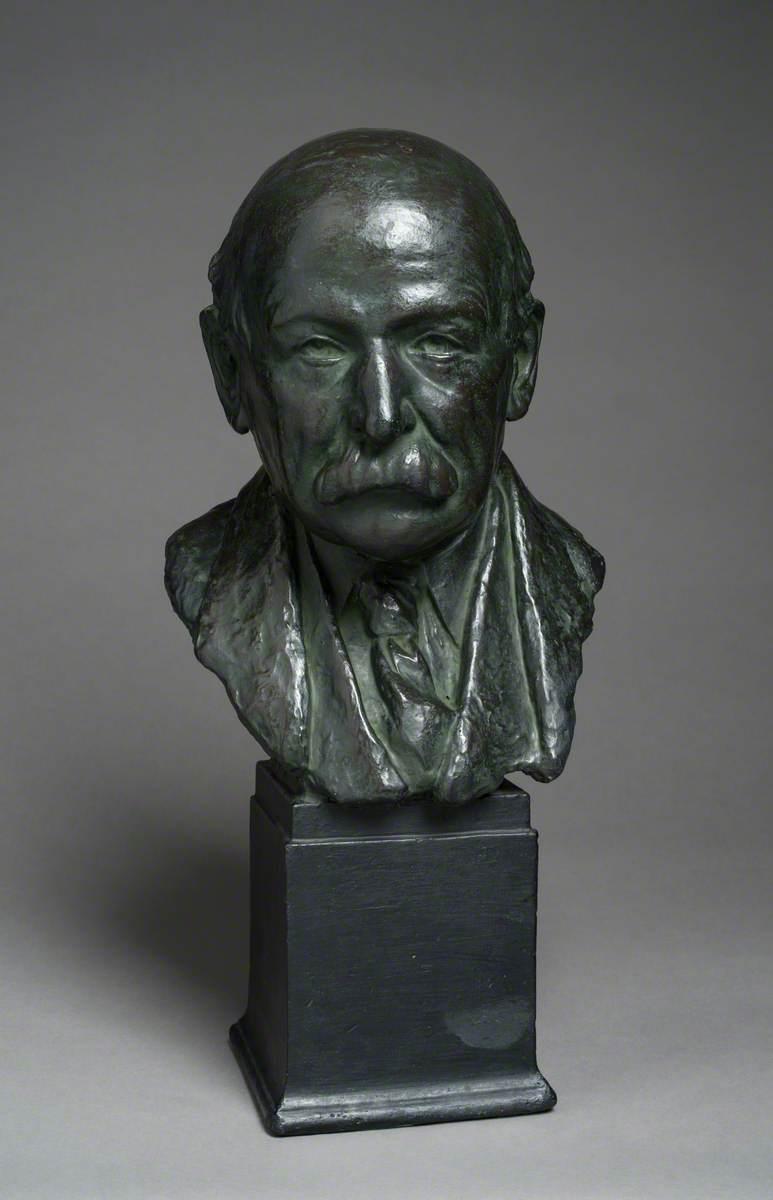 Ebenezer Howard 1850 1928 Obe Founder Of The Garden City Movement Art Uk