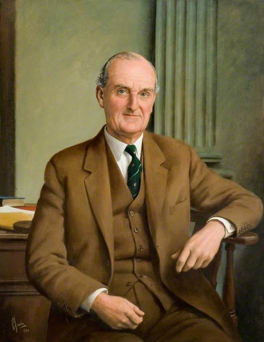 Neville Moon, CBE, DL, Clerk of the Peace and County Council (1948–1969)