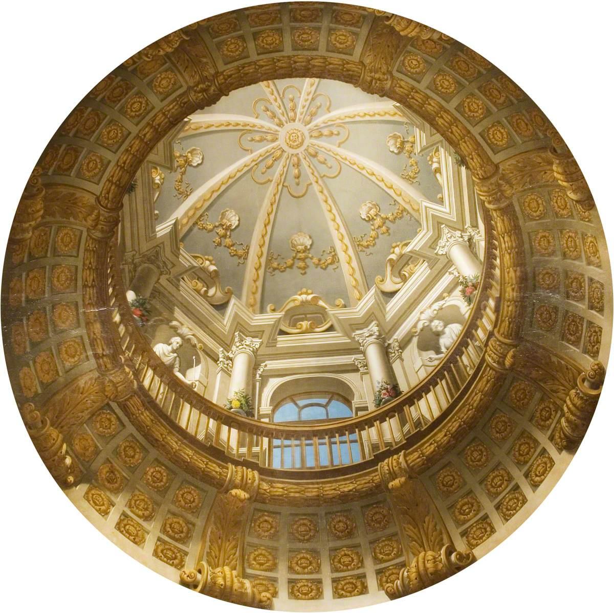 Interior of a Dome