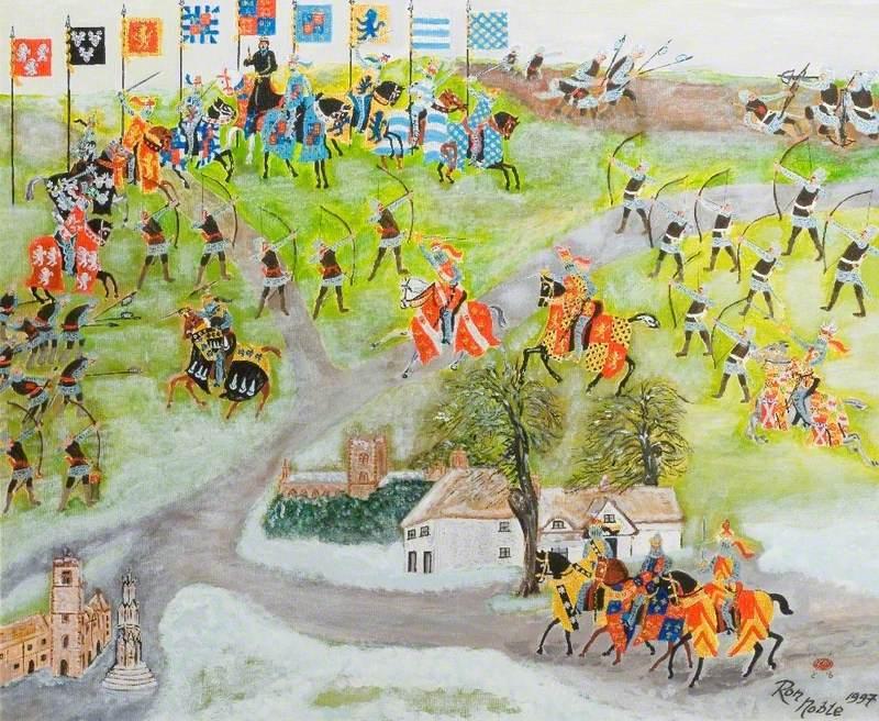 Second Battle of St Albans