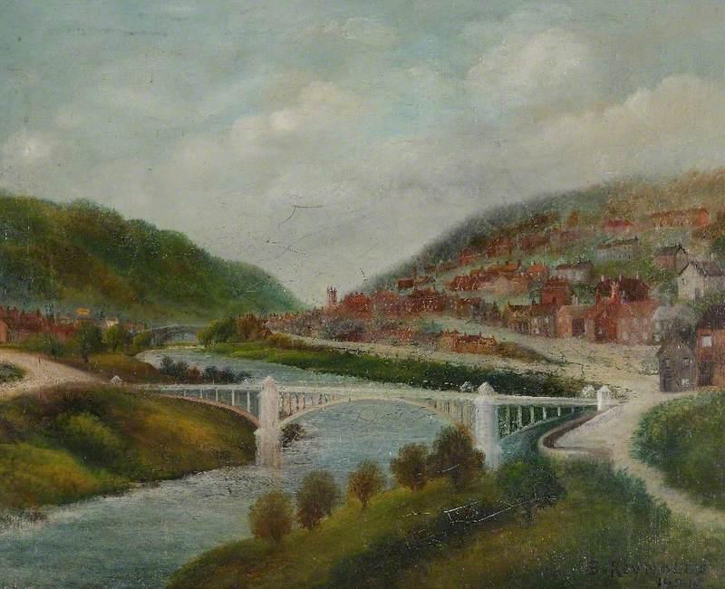 Free Bridge, Madeley Wood, Shropshire