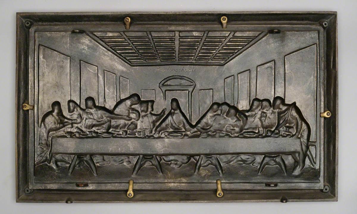 'Last Supper' Plaque