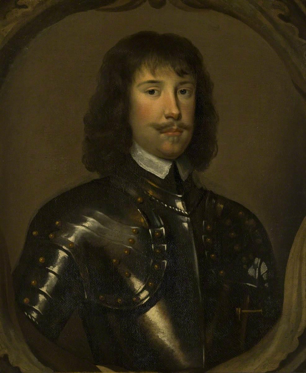 Richard (c.1604–1655), 2nd Lord Herbert of Cherbury