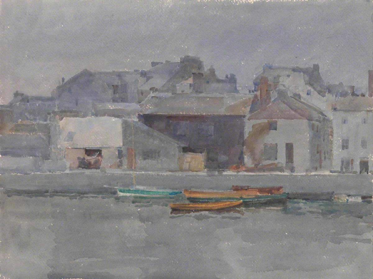 The Inner Harbour, Castletown
