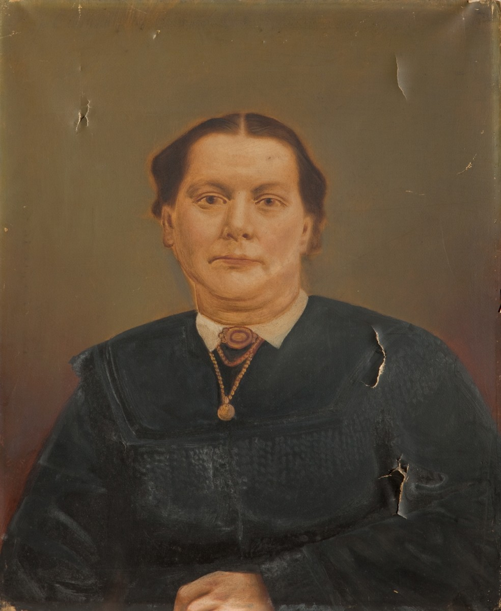 Ann Quaye, née Crellin (1834–1890)