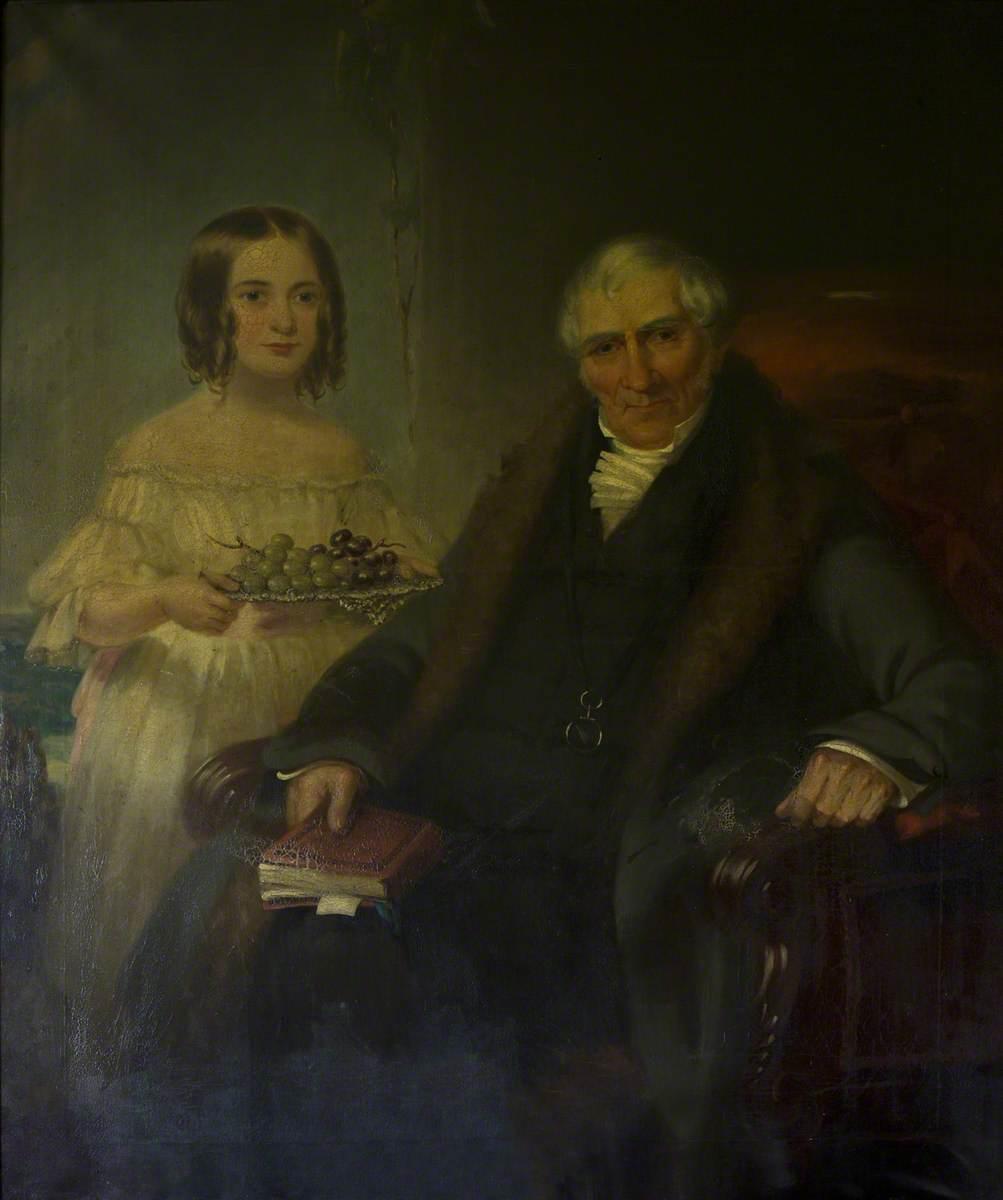 James Blake, Esq. and Elizabeth Gibb, Aged 9