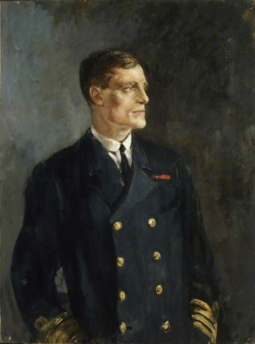 Captain Martin Eric Nasmith, VC, Royal Navy
