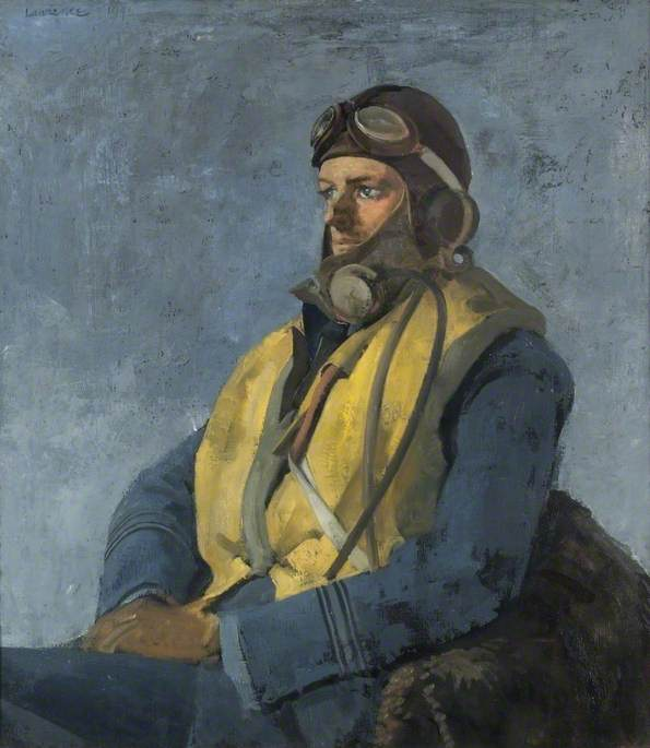 Squadron Leader Humphrey Trench Gilbert (1919–1942), DFC